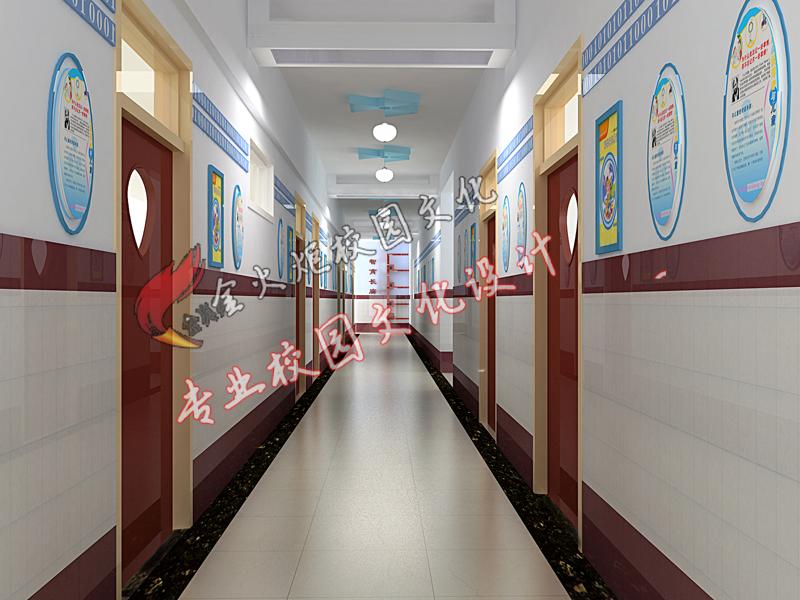 文化走廊—校园文化设计—专业的校园文化建设策划