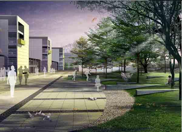 校园广场设计—校园文化设计—专业的校园文化建设