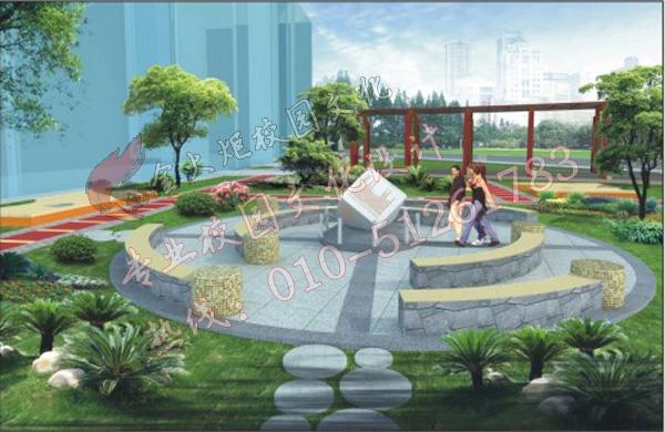 校園廣場設計—校園文化設計—專業的校園文化建設