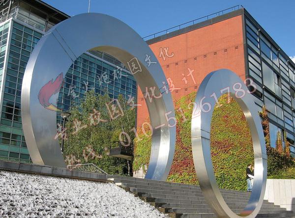 雕塑,小品方案—校园文化设计—专业的校园文化建设